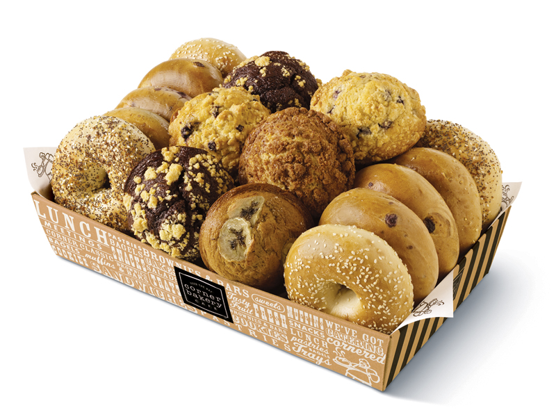 Muffin & Bagel Basket